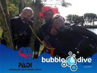 Proficiat Joachim met het behalen van je PADI Advanced Open Water Diver brevet in onze duikschool in Gent!