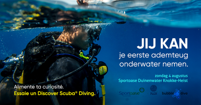 Discover Scuba Diving in Knokke